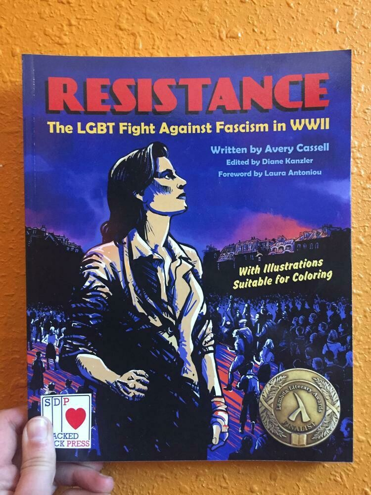 RESISTANCE: The LGBT Fight Against Fascism in WWII - Cassell