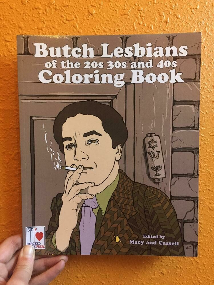 The Butch Lesbians of the 20's, 30's, and 40's - Cassell