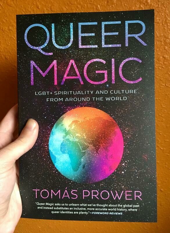 Queer Magic - Prower
