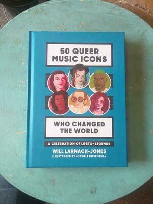 50 Queer Music Icons - Larnach-Jones
