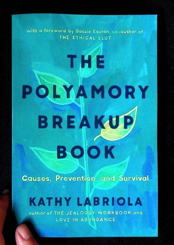 Polyamory Breakup Book - Labriola