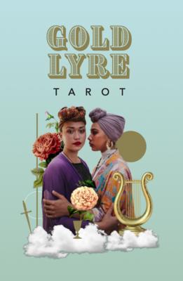 Gold Lyre Tarot