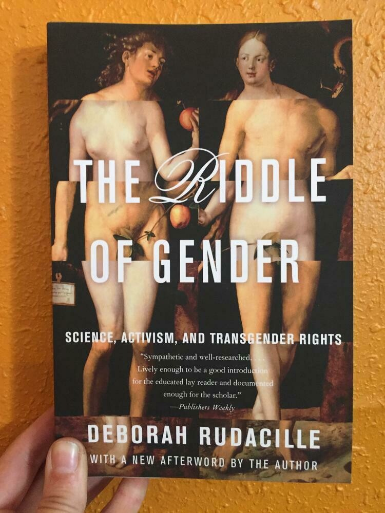 The Riddle of Gender - Rudacille