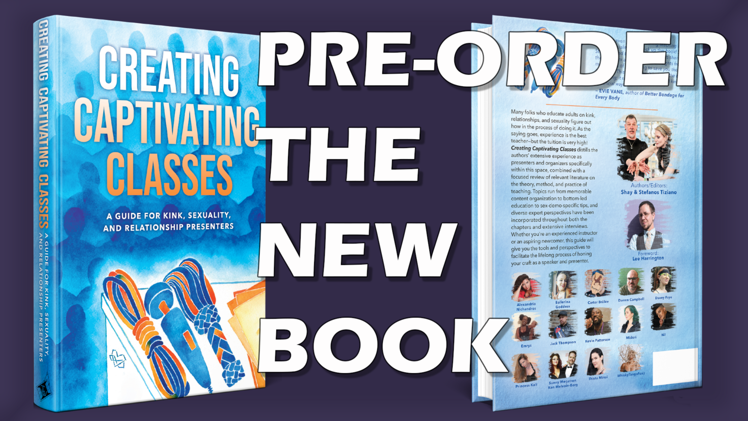 Creating Captivating Classes PRE-ORDER