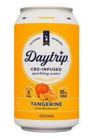 DT HEMP - 12oz Can Tangerine