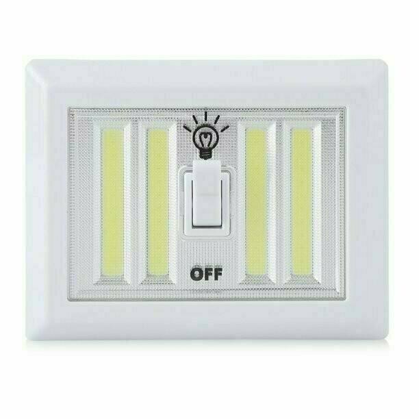 7141 COB LED-DUAL LIGHT SWITCH