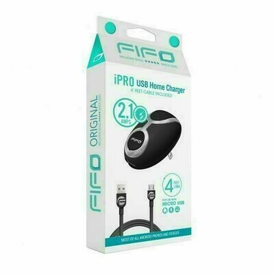 60110  1.1A iPro Home Charger for Micro USB