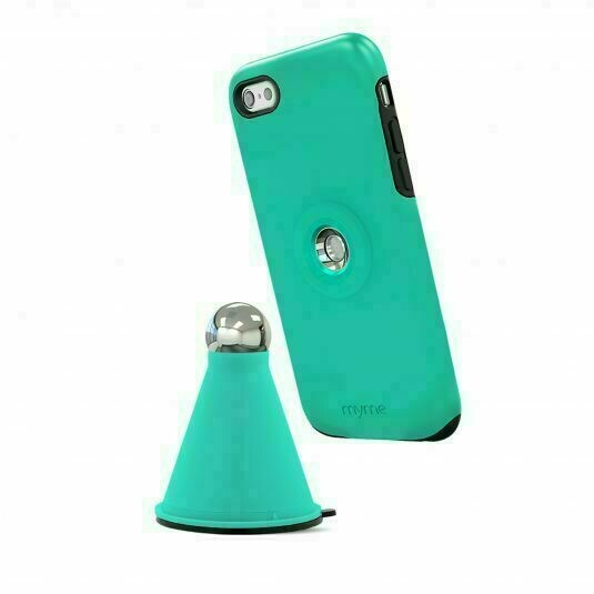 46362 Myme Unity 22 - Case+Cradle - For iPhone 6,6s - Green