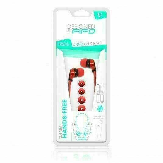 10217 BY FIFO UNIVERSAL 3.5MM HANDS-FREE