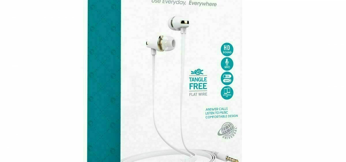 69079 $12.99 MYME BELIEVE HANDS-FREE IN WHITE