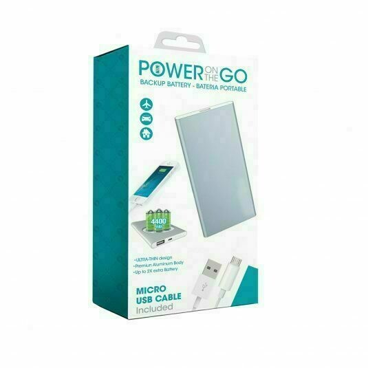 60165 MYME POWER ON THE GO 4.4 AMPS SUPER FAST CHARGE
