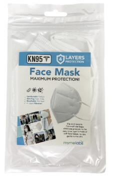 46727 KN95 FACE MASK $4.99