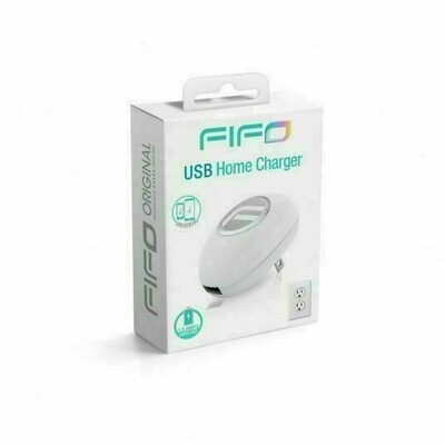 FIFO COLORS USB HOME CHARGER