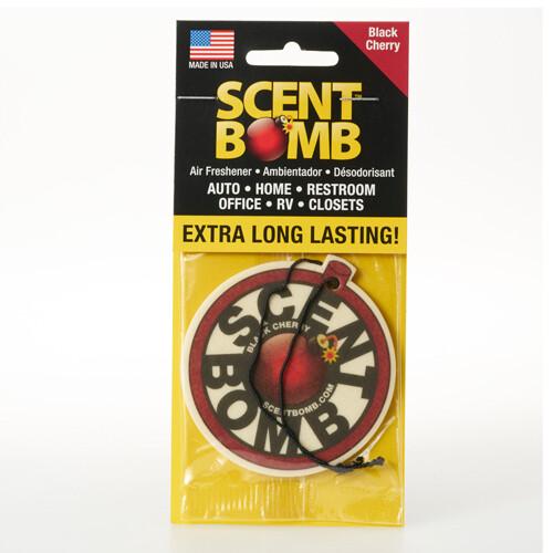 007309 SCENT BOMB HANGING CIR- BLACK CHERRY