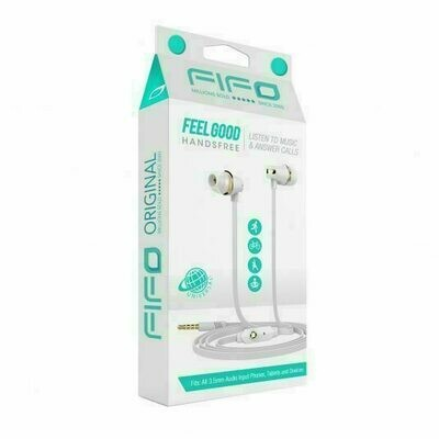 60101 THE FINEST HANDS-FREE 3.5MM JACK WITH ON/OFF