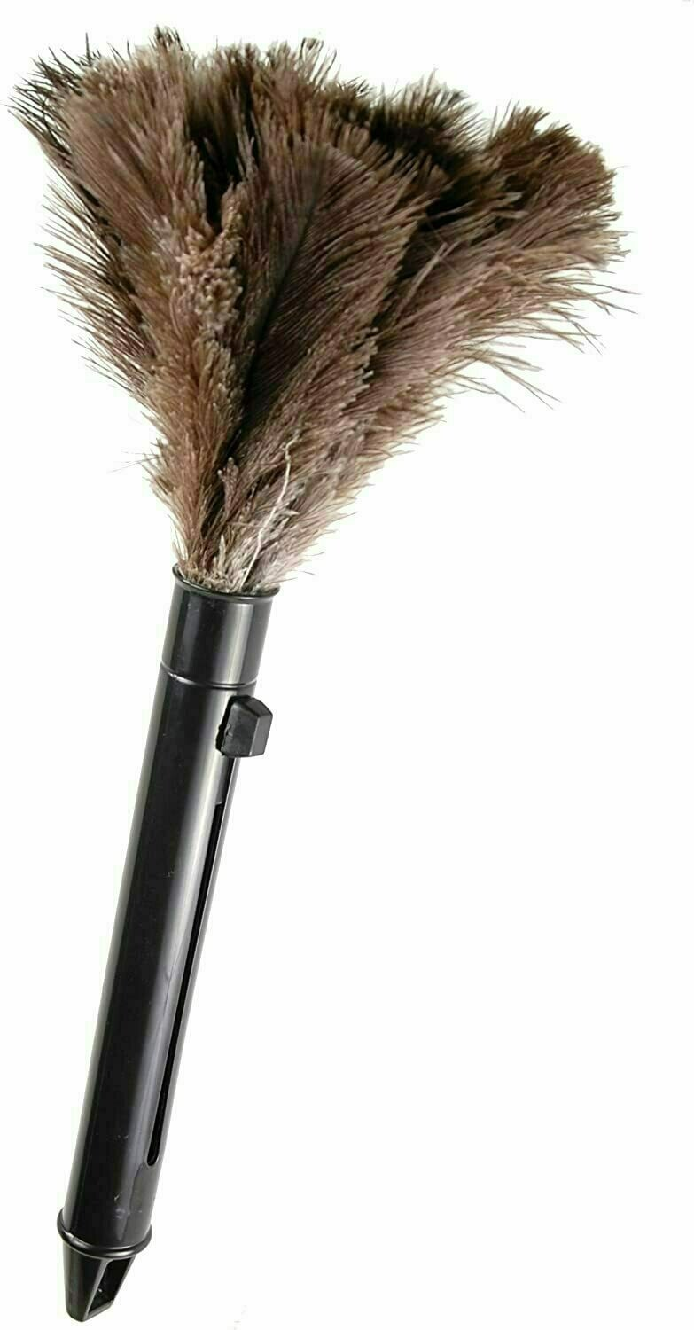 Retractable Ostrich Feather Duster