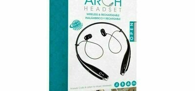 69046 THE ARCH BLUETOOTH STEREO HEADSET