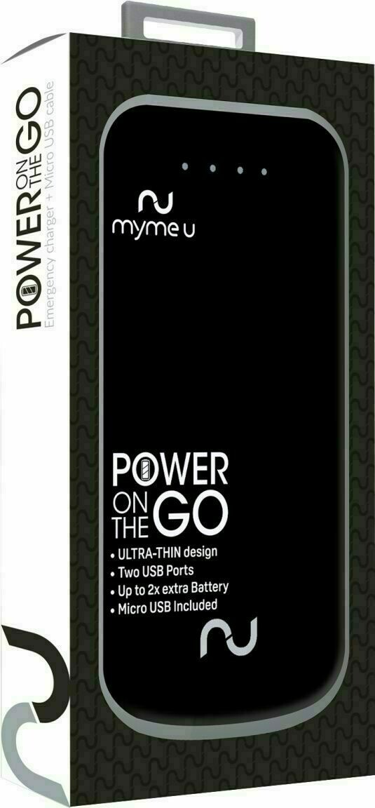 46833 POWER ON THE GO BATTERY 4400 MAH DUAL USB