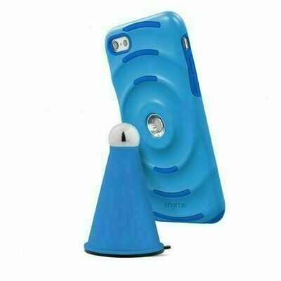 46427 MYME UNITY 23- CASE & CRADLE - iPHONE 7 PLUS - BLUE