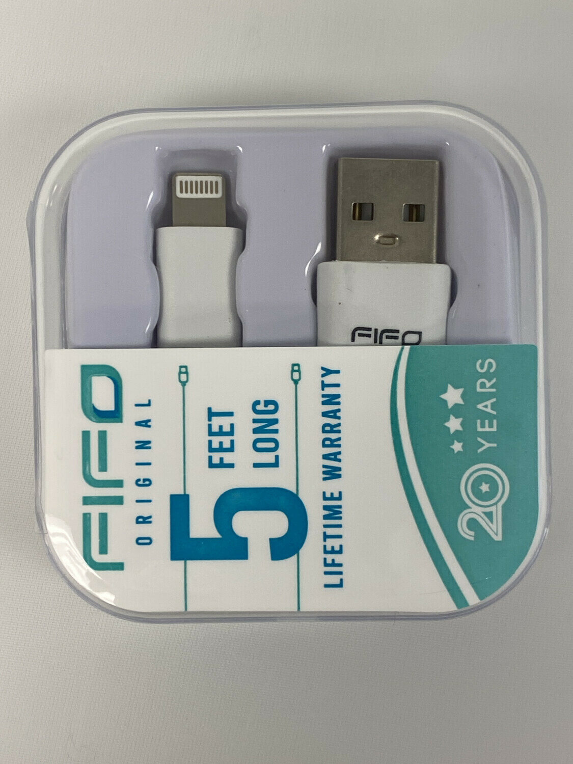60221 / 71226 4FT USB PHONE CABLE FOR IPHONE