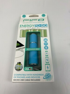 60164 ENERGY TO GO WITH 2200MAH