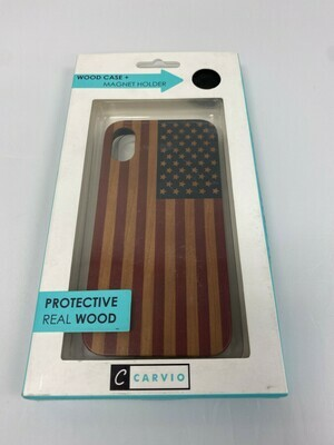 54108 NATURAL CRAFTED WOOD CASE