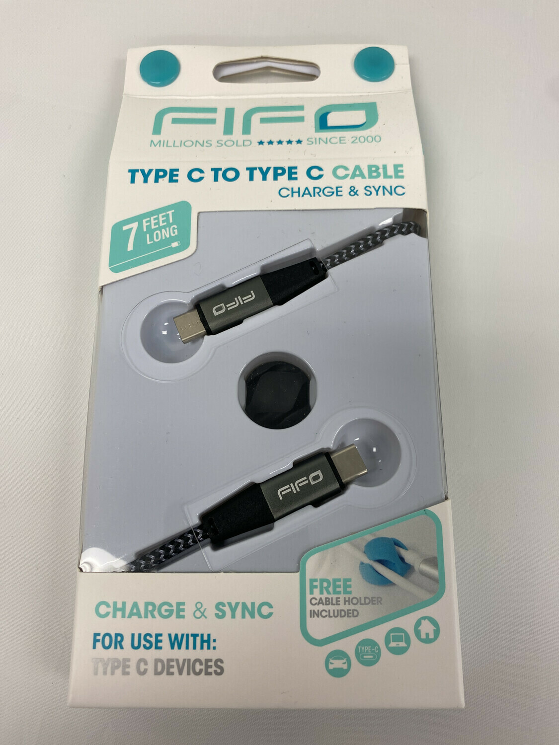 47012 FIFO 7FT TYPE C CABLE