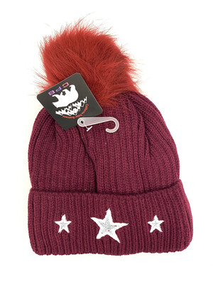 LW-015 STAR WINTER BEANIES
