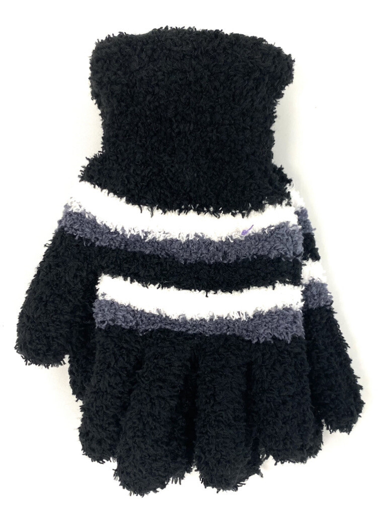 SOFT WINTER KNITTED GLOVES