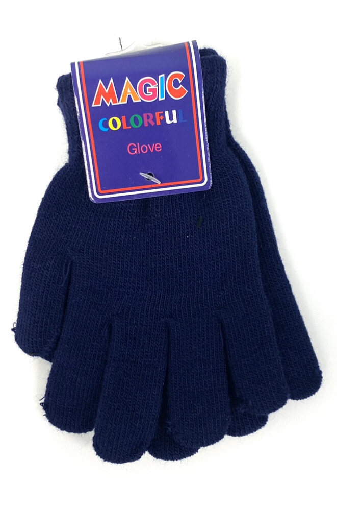 WARM WINTER KNITTED GLOVES