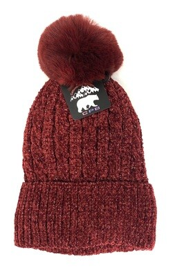 LADIES WINTER BEANIES
