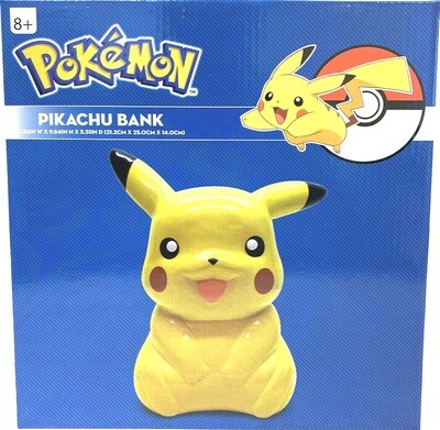 0971 POKEMON PIKACHU BANK