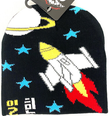 CW-022 WINTER BOYS BEANIES