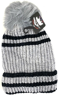 LW-025 SHINEER FUR WINTER BEANIES