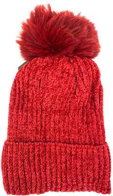LW-027 LADIES WINTER BEANIES ONE BULB