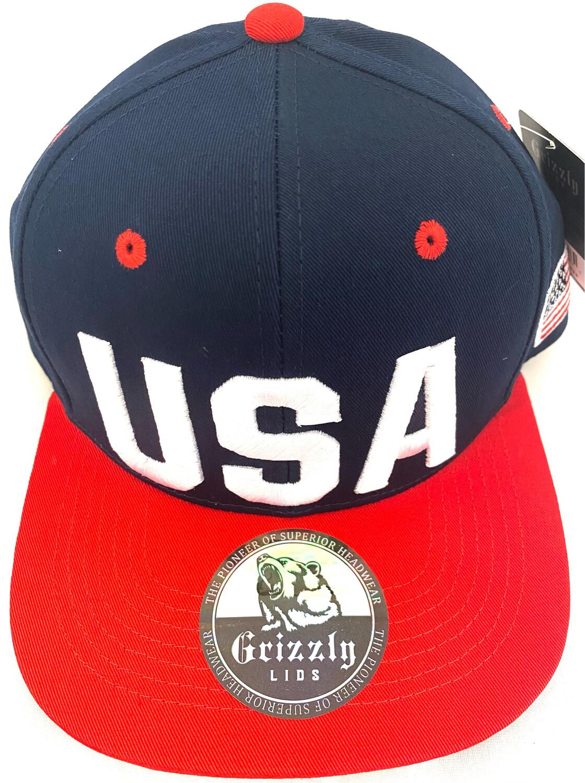 USA SNAPBACK HAT