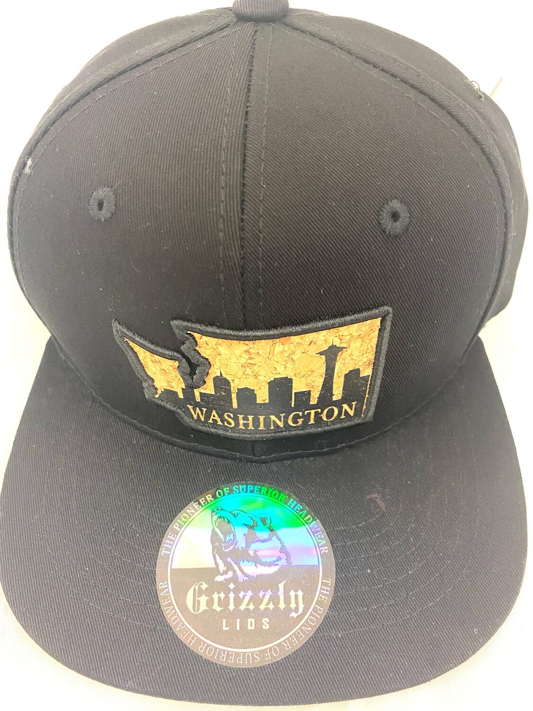 OREGON / WASHINGTON CITY SNAPBACK HATS