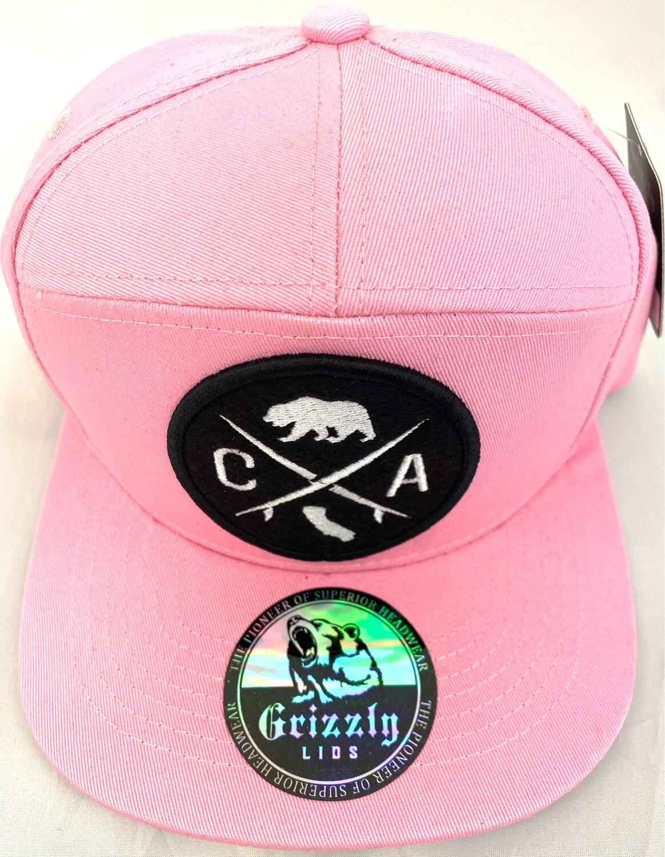 CA ARROW CALIFORNIA SNAPBACK HAT