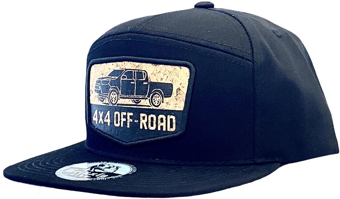 OFF-ROAD SNAPBACK HATS FELT