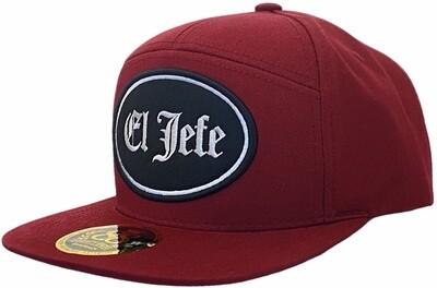 EL JEFE SNAPBACK HAT