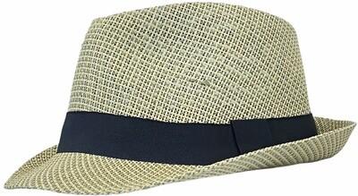 SUMMER FEDORA PANAMA BEACH HAT