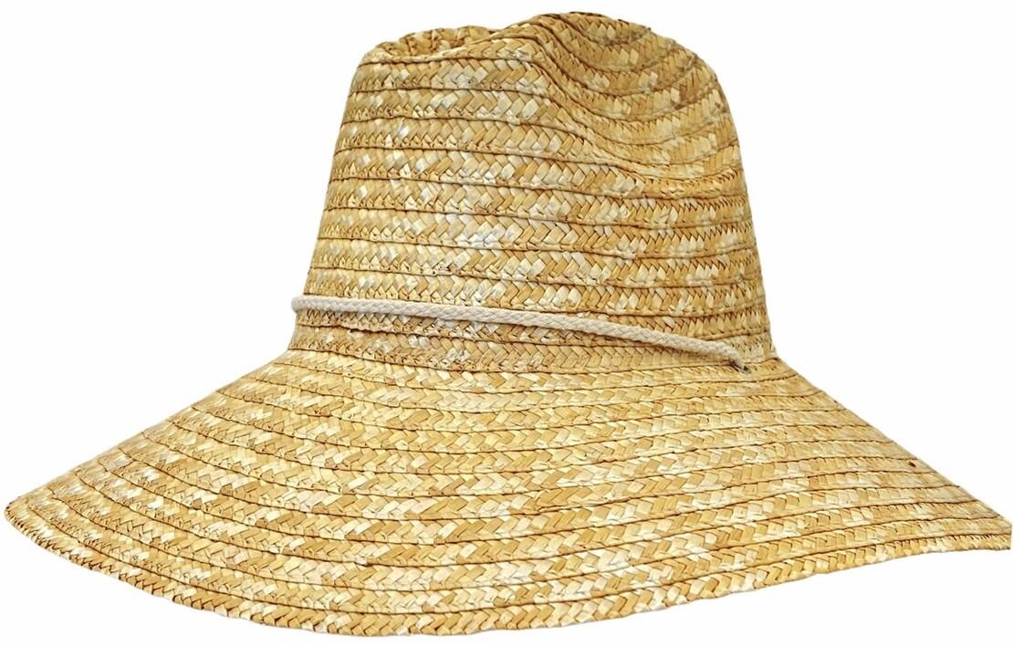 PREMIUM STRAW PREMIUM HATS LIFEGUARD
