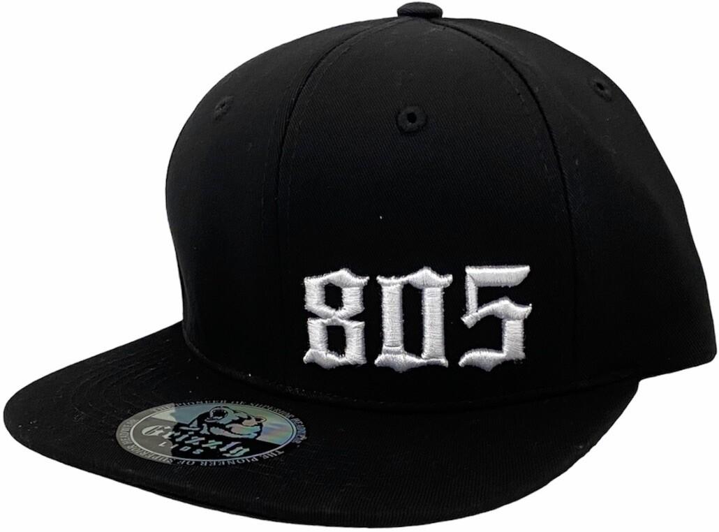 AREA CODE SNAPBACK HATS