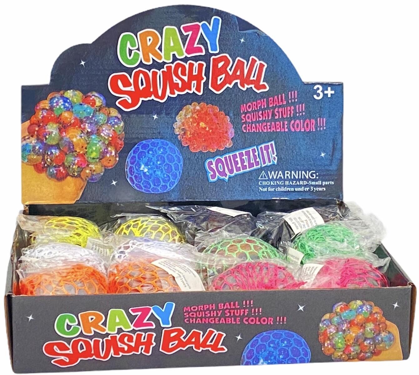 CRAZY SQUISH BALL