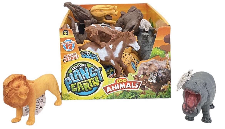 PLANET EARTH ZOO ANIMALS