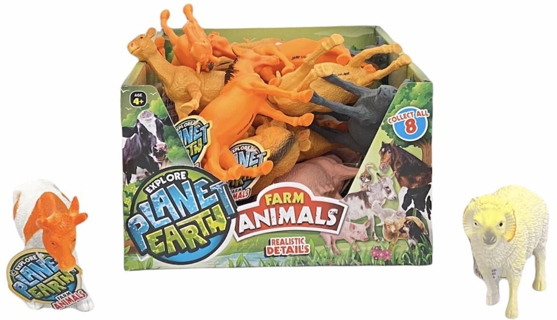 PLANET EARTH FARM ANIMALS