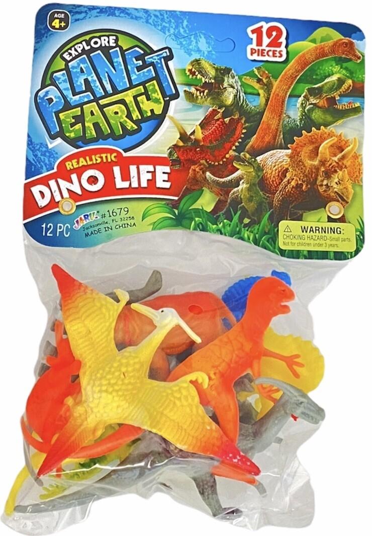 PLANET EARTH DINO LIFE