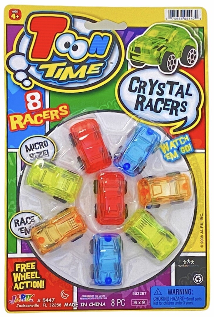 TOON TIME CRYSTAL RACERS