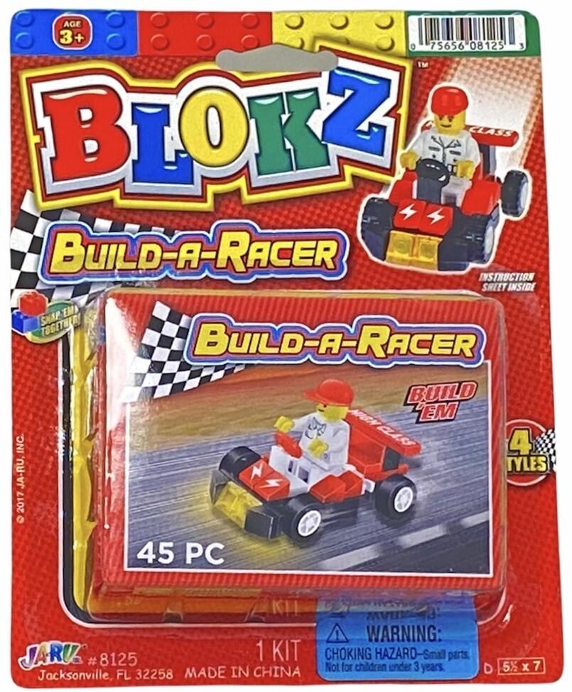 BLOKZ BUILD-A-RACER