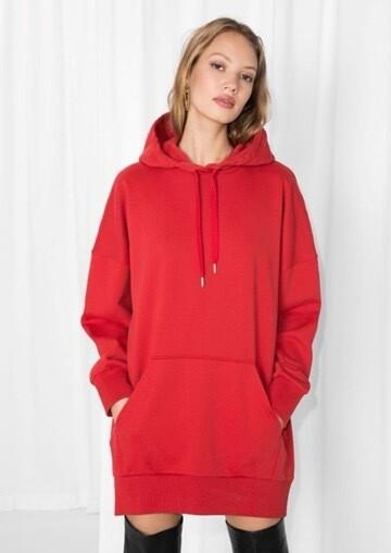lil Red ( Hoodie Dress )